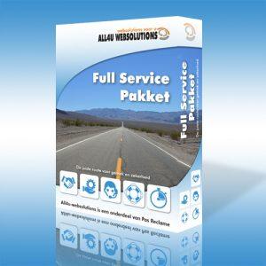 Full Service Pakket