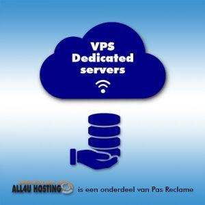 VPS, dedicated servers